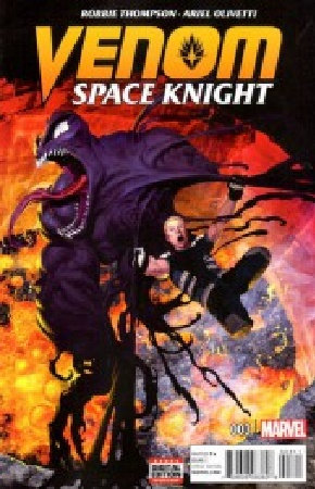 Venom - Space Knight : Tomes 1 à 4