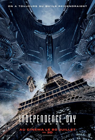 Independence Day : Resurgence (VOSTFR)