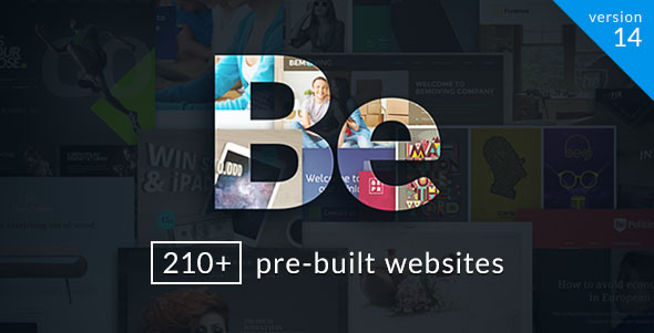 ThemeForest - BeTheme v14.0.1 - Responsive Multi-Purpose WordPress Theme