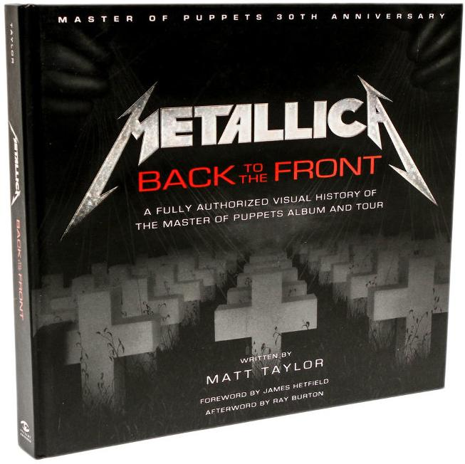 Metallica : Back To The Front