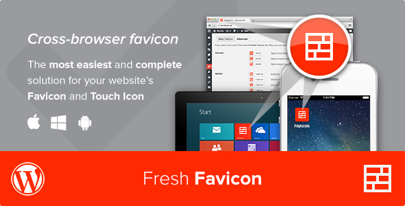 CodeCanyon - Fresh Favicon v1.1.2 - WordPress Plugin