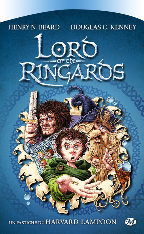 Lord of the Ringards - Henry N. Beard & Douglas C. Kenney