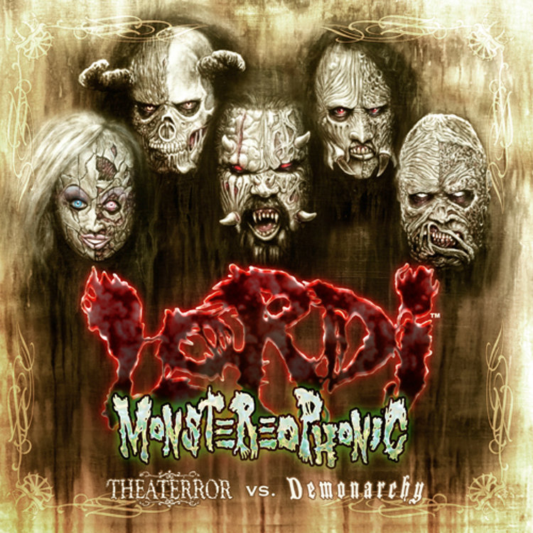 Lordi : Monstereophonic (Theaterror Vs. Demonarchy)