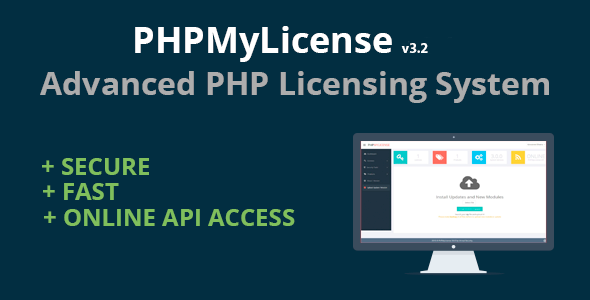 CodeCanyon - PHPMyLicense v3.2.5 - Advanced PHP Licensing System