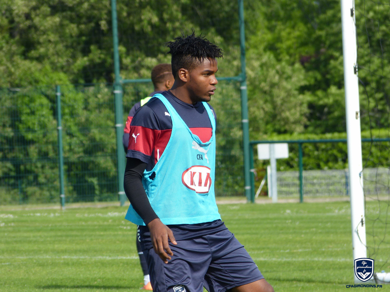 Cfa Girondins : Une belle victoire en amical à Bergerac - Formation Girondins