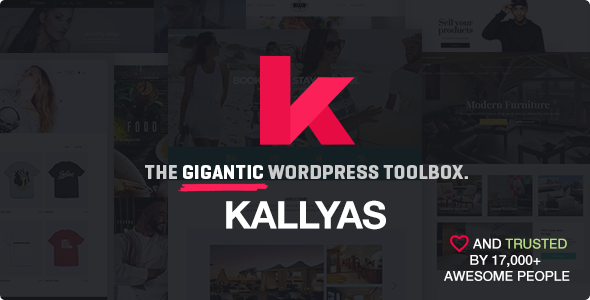 ThemeForest - KALLYAS v4.1.6.1 - Responsive Multi-Purpose WordPress Theme