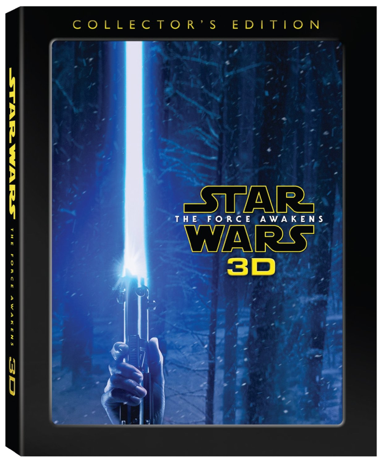 Star Wars Episode VII : Le Réveil De La Force - Blu-Ray 3D