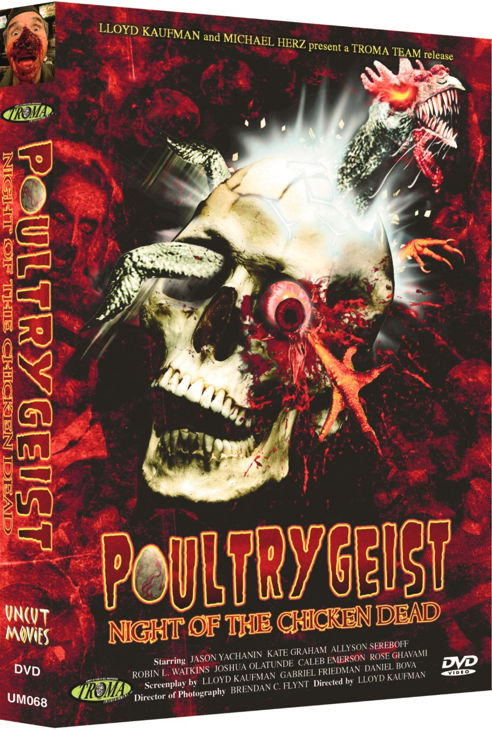 Poultrygeist : Night Of The Chicken Dead