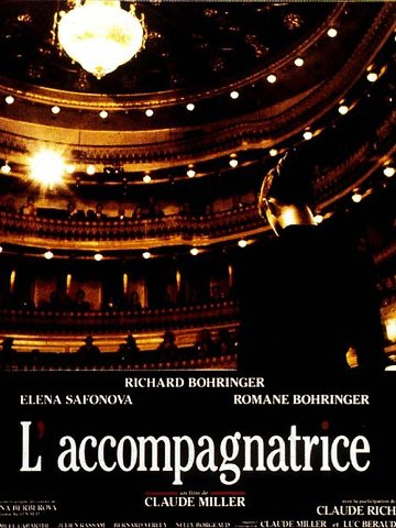 L'Accompagnatrice streaming