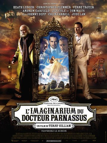 L'Imaginarium du Docteur Parnassus streaming