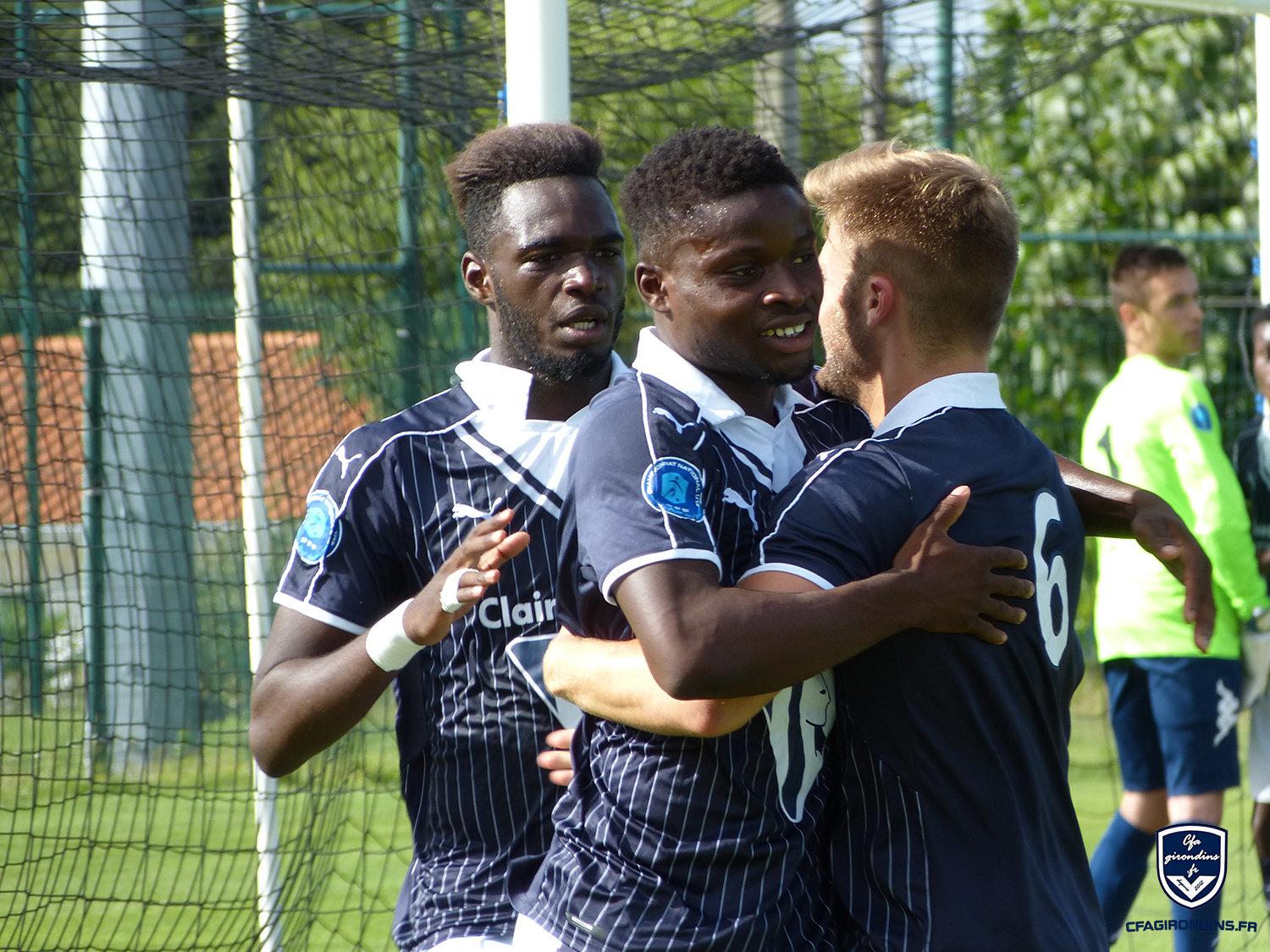 Cfa Girondins : Une belle victoire pour commencer - Formation Girondins