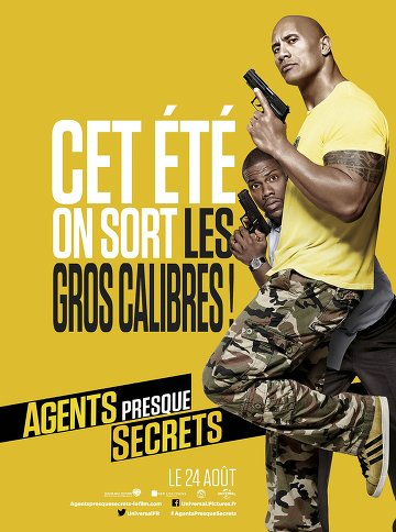 Agents presque secrets streaming
