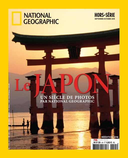 National Geographic Hors-Série Documents N°5 - Septembre/Octobre 2016