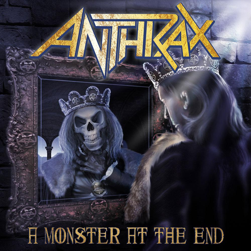 Anthrax : Monster At The End