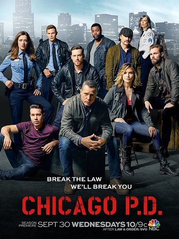 Chicago PD (Police Department) Saison 3