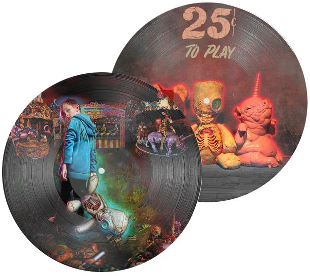 Korn : The Serenity Of Suffering - Picture Disc