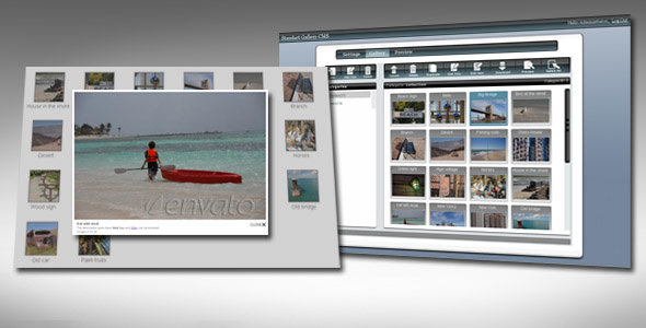 CodeCanyon - Simple Lightbox Gallery With CMS v1.2 - Hosting Script
