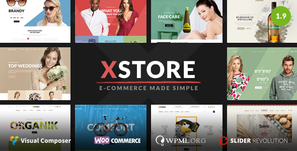 ThemeForest - XStore v1.9 - Responsive WooCommerce WordPress Theme