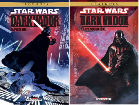 Star Wars - Dark Vador - Tomes 1 à 3