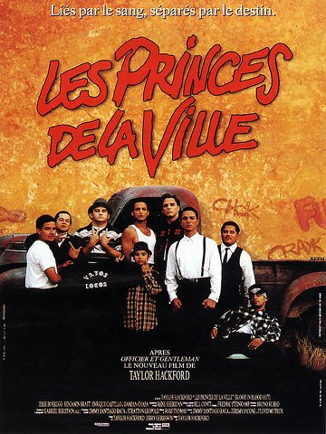 Les Princes de la ville streaming
