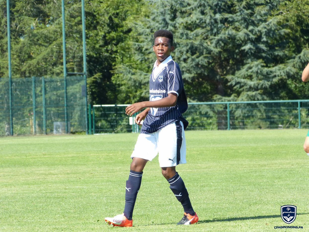 Cfa Girondins : Les U17 DH et les U15 s'imposent - Formation Girondins