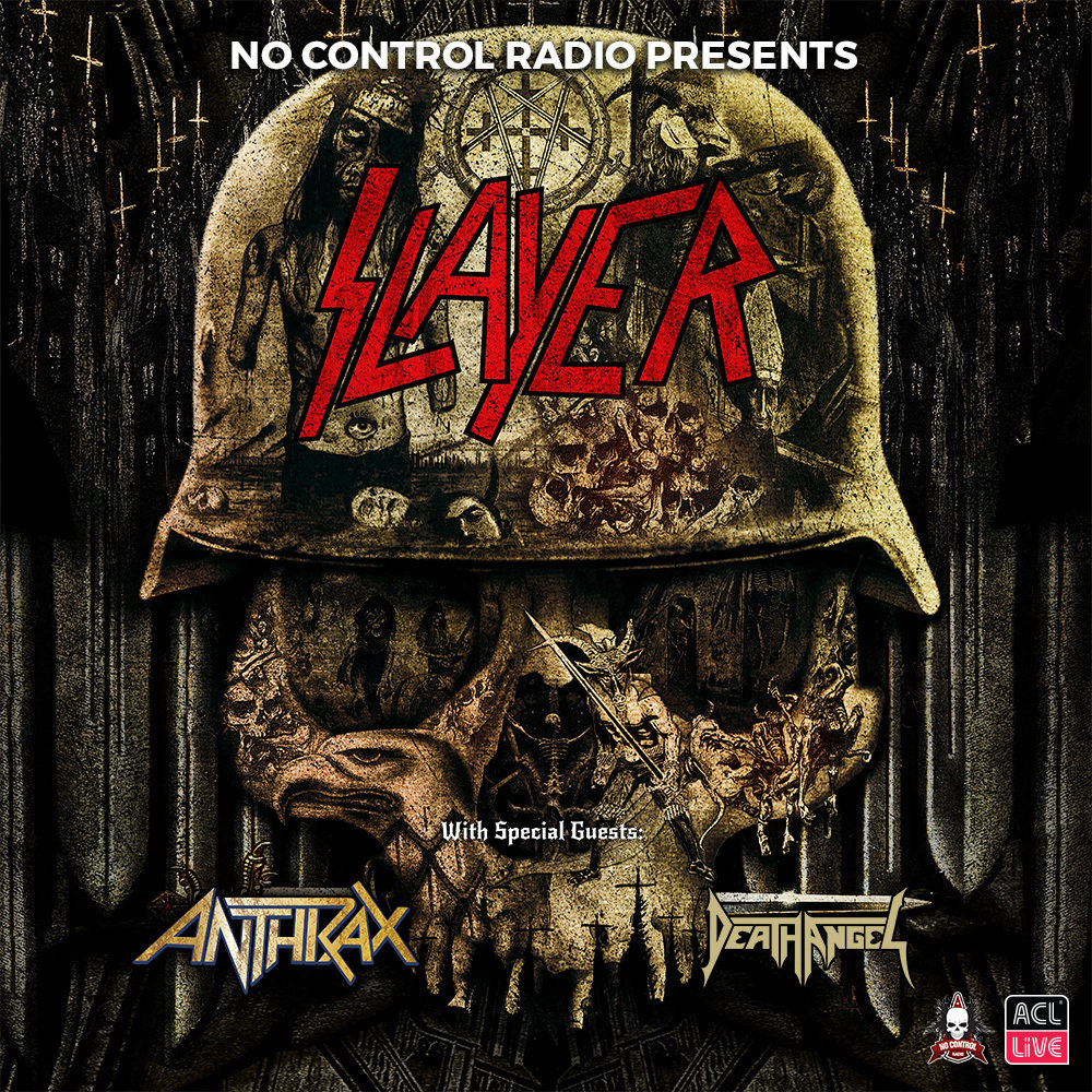Slayer North American Tour