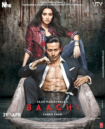Baaghi: A Rebel in Love (Vostfr)