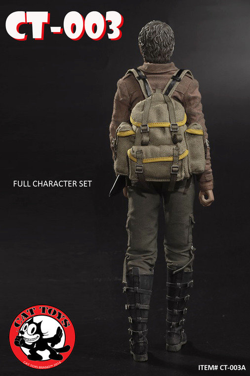 CAT TOYS - THE WALKING DEAD - CAROL (CT-003) Dt54