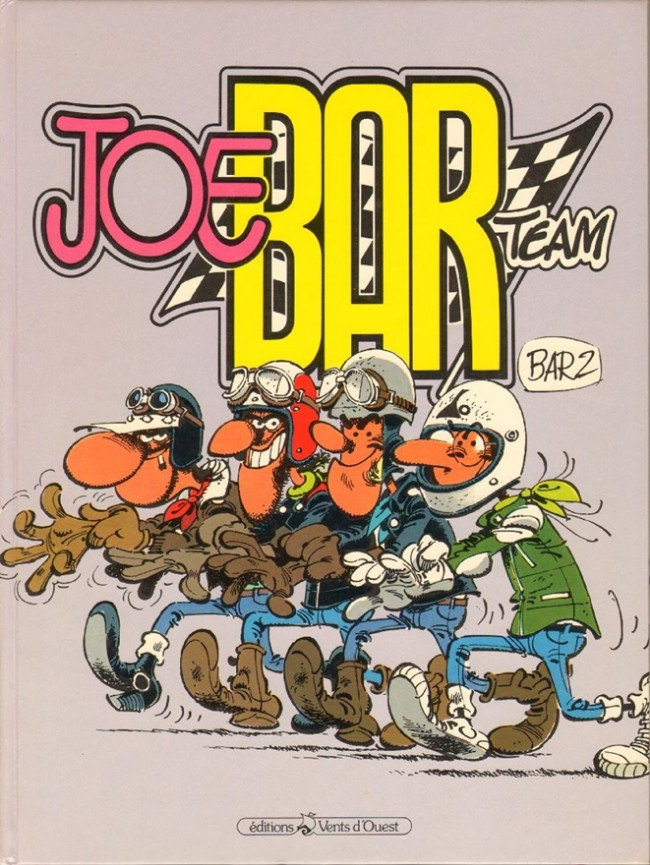 Joe Bar Team - T01 à T08