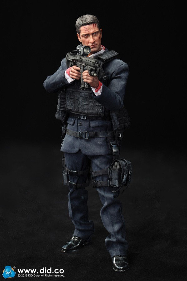US SECRET SERVICE SPECIAL AGENT Special Edition- MARK (MA80119) Ohvf