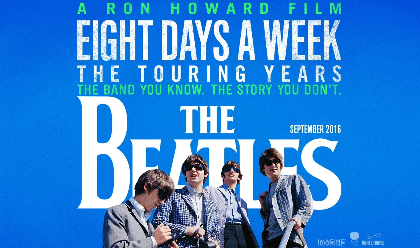 The Beatles : Eights Days A Week - The Touring Years
