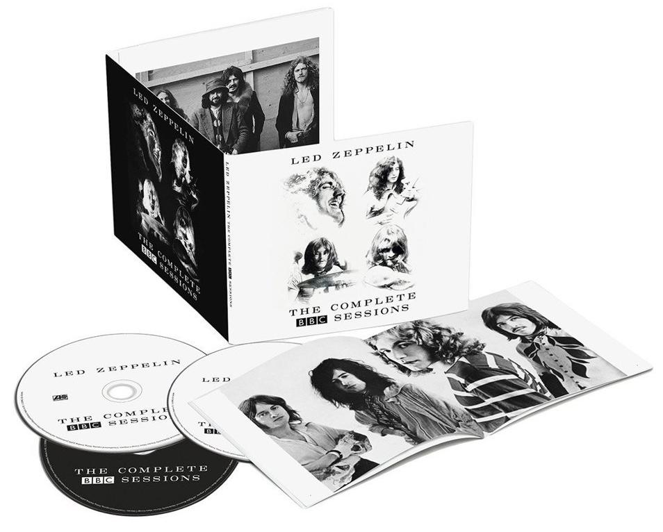 Led Zeppelin : The Complete BBC Sessions