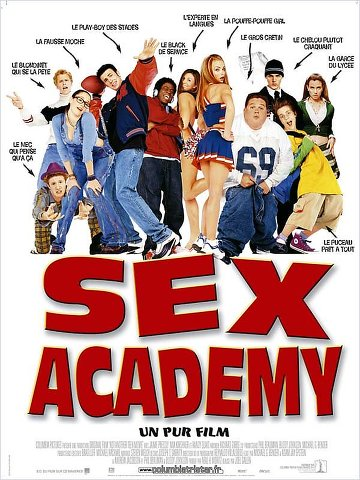 Sex academy streaming