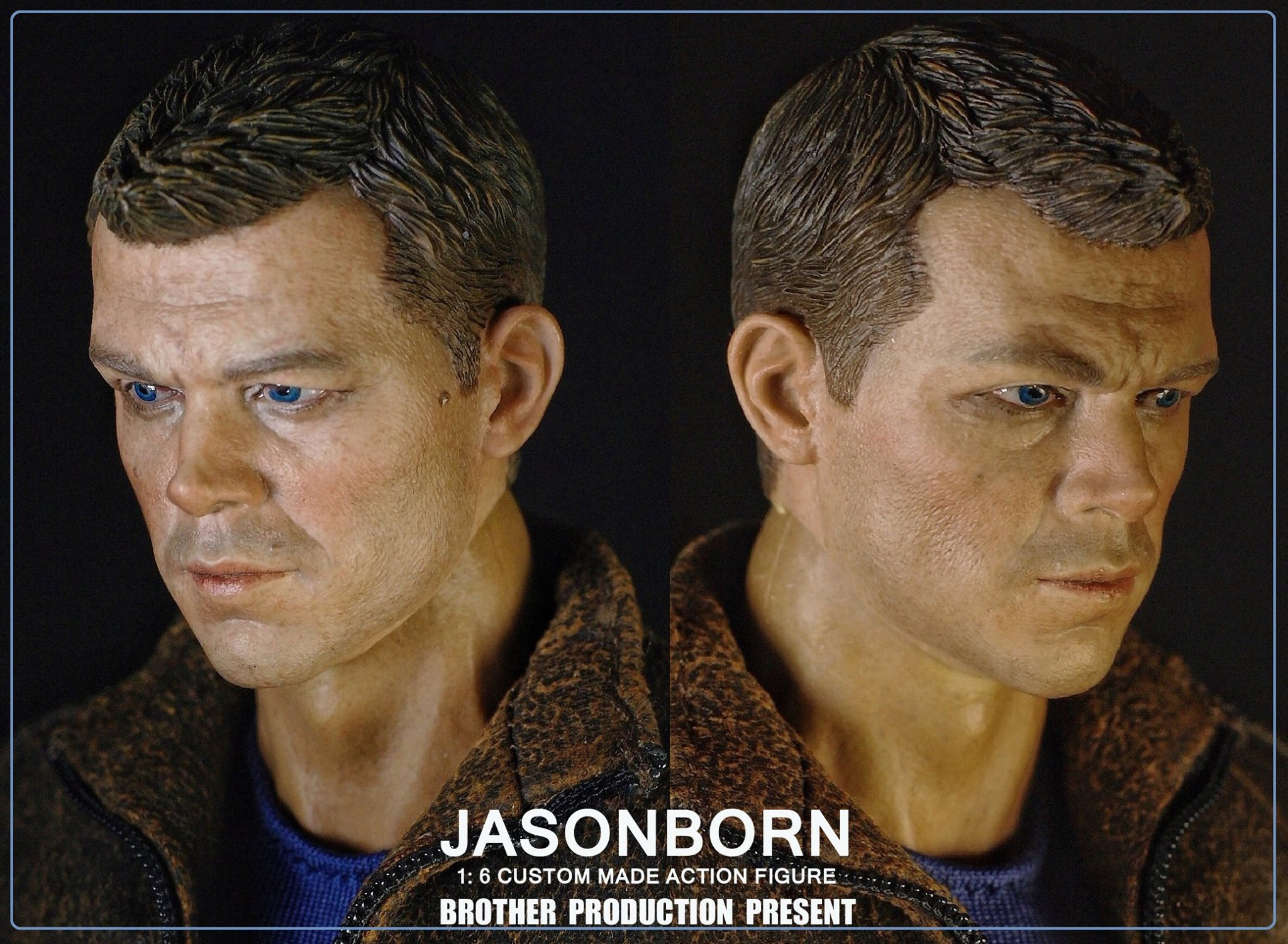 JASON BORN - JASON BOURNE Ml6l