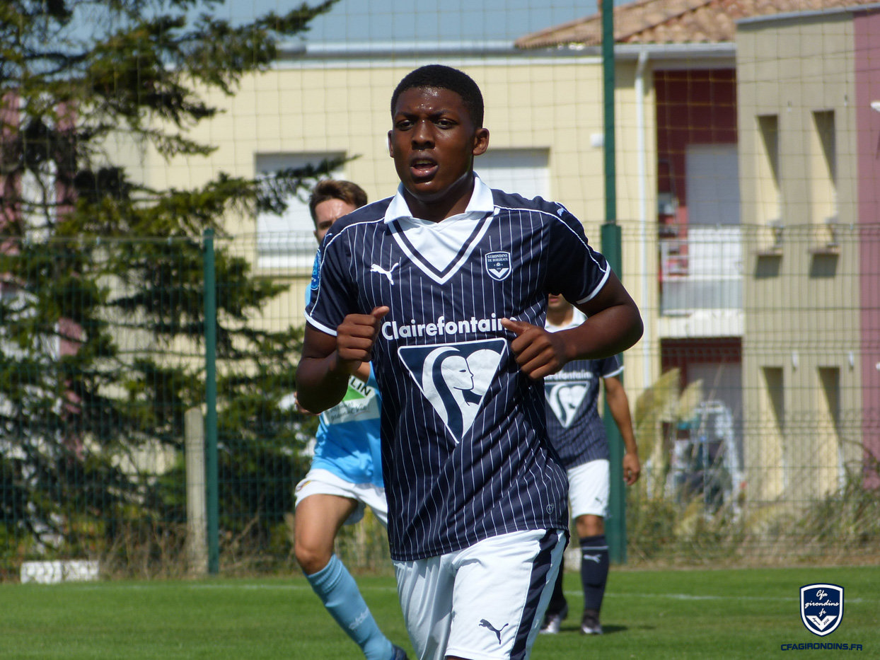 Cfa Girondins : Le point sur les Talents Foot National - Formation Girondins
