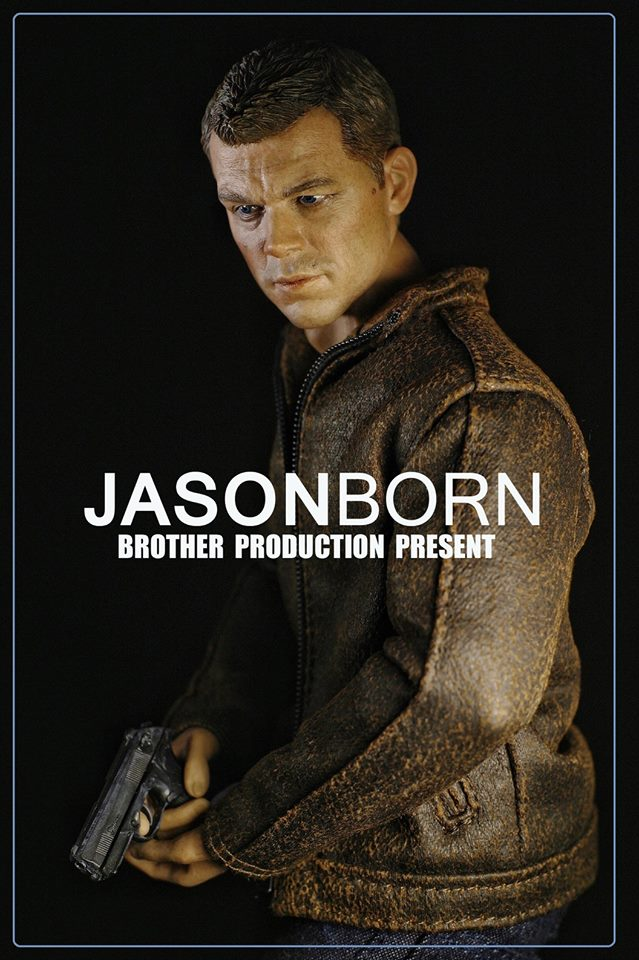 JASON BORN - JASON BOURNE No1g