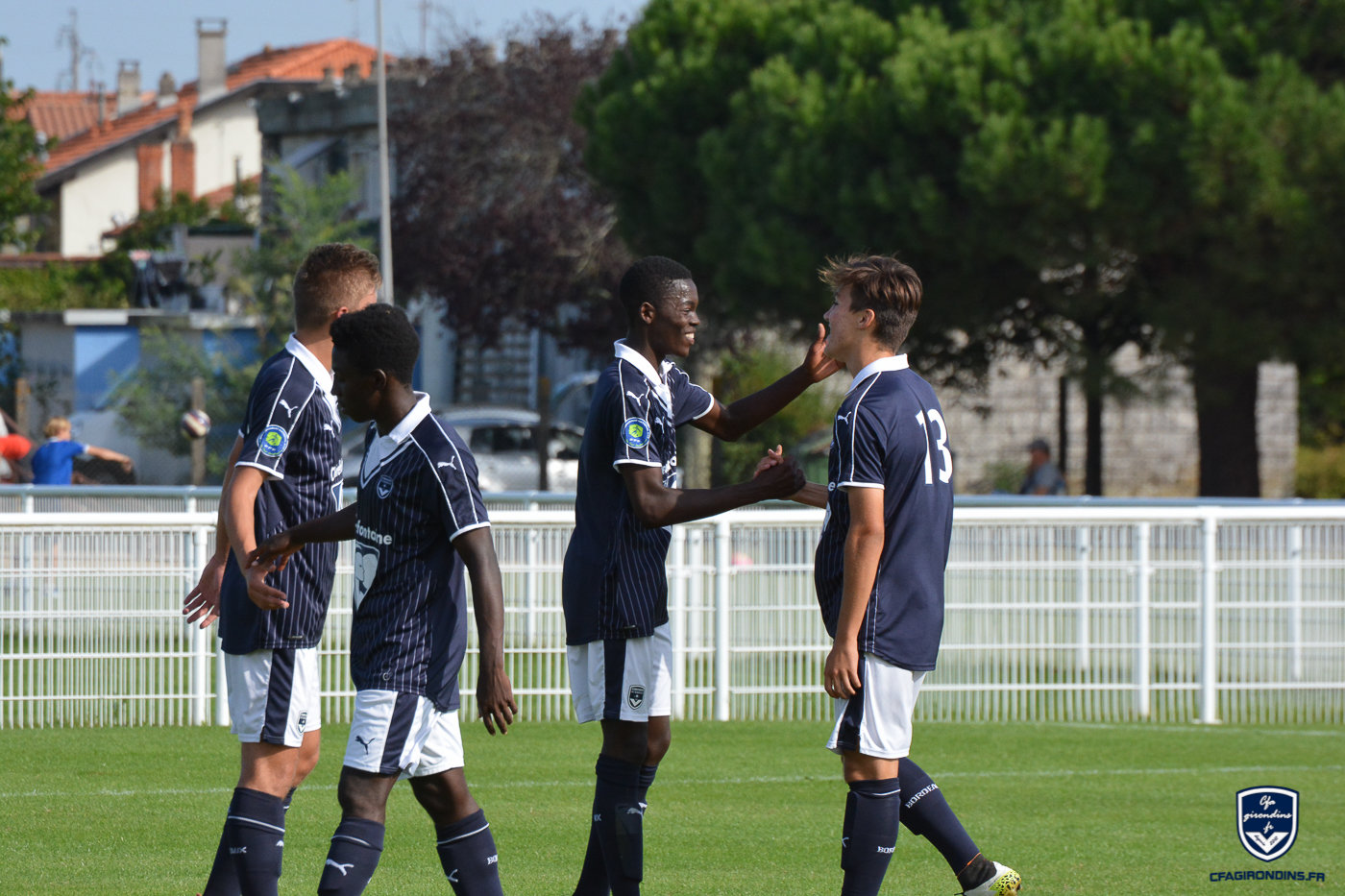 Cfa Girondins : Victoire contre Libourne (2-1) - Formation Girondins