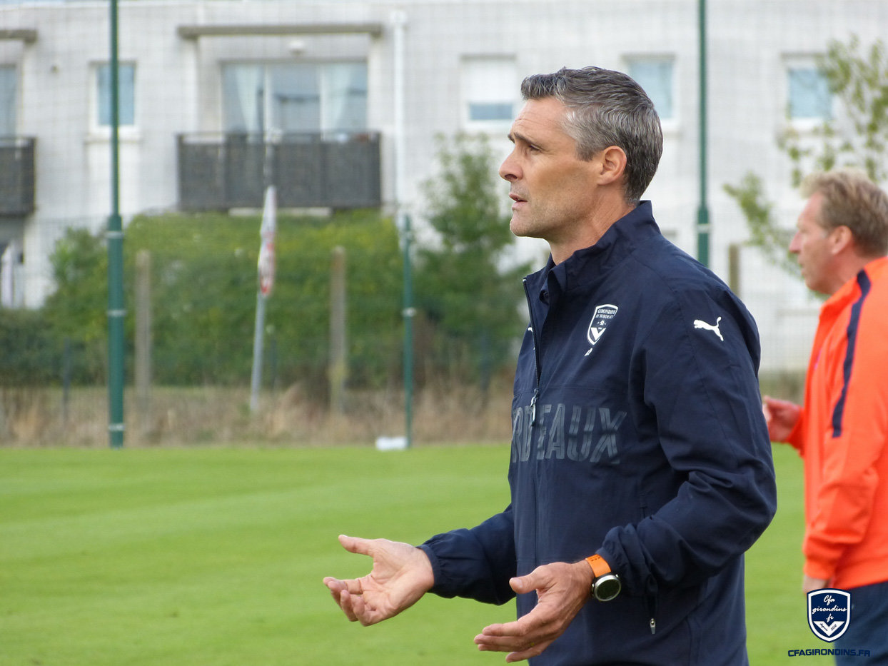 Cfa Girondins : Reprise pour les U17 Nationaux - Formation Girondins