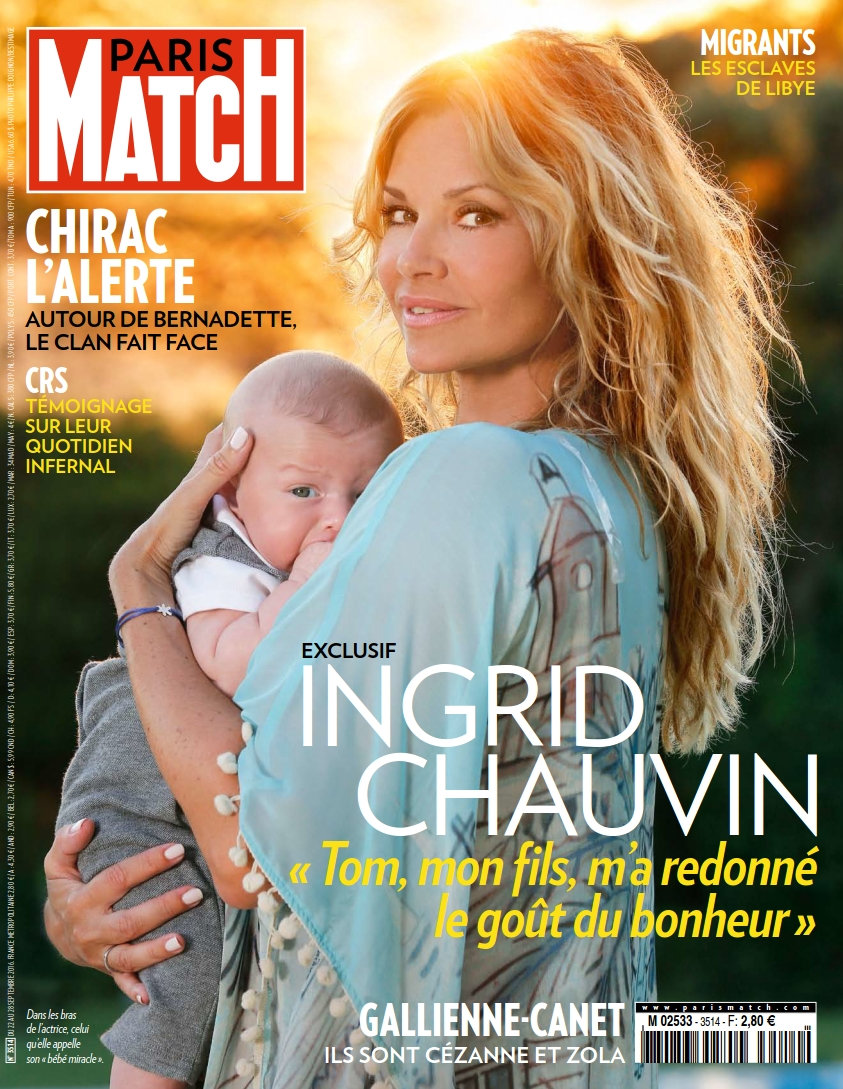 Paris Match N°3514 - 22 au 28 Septembre 2016