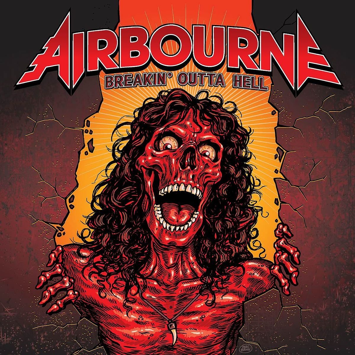 Airbourne : Breakin' Outta Hell