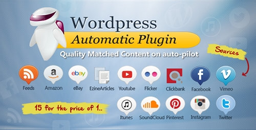 CodeCanyon - WordPress Automatic Plugin v3.23.1