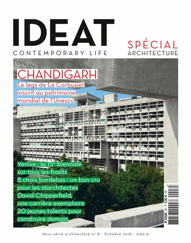 Ideat Hors-Série Architecture N°8 - Octobre 2016