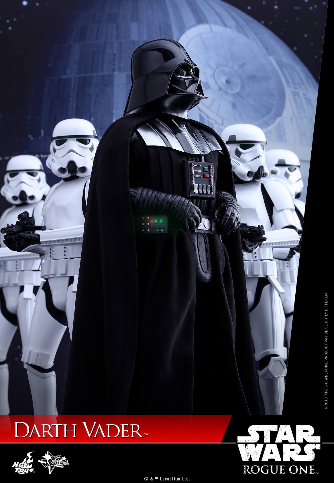 ROGUE ONE - DARTH VADER (MMS???)   0szx