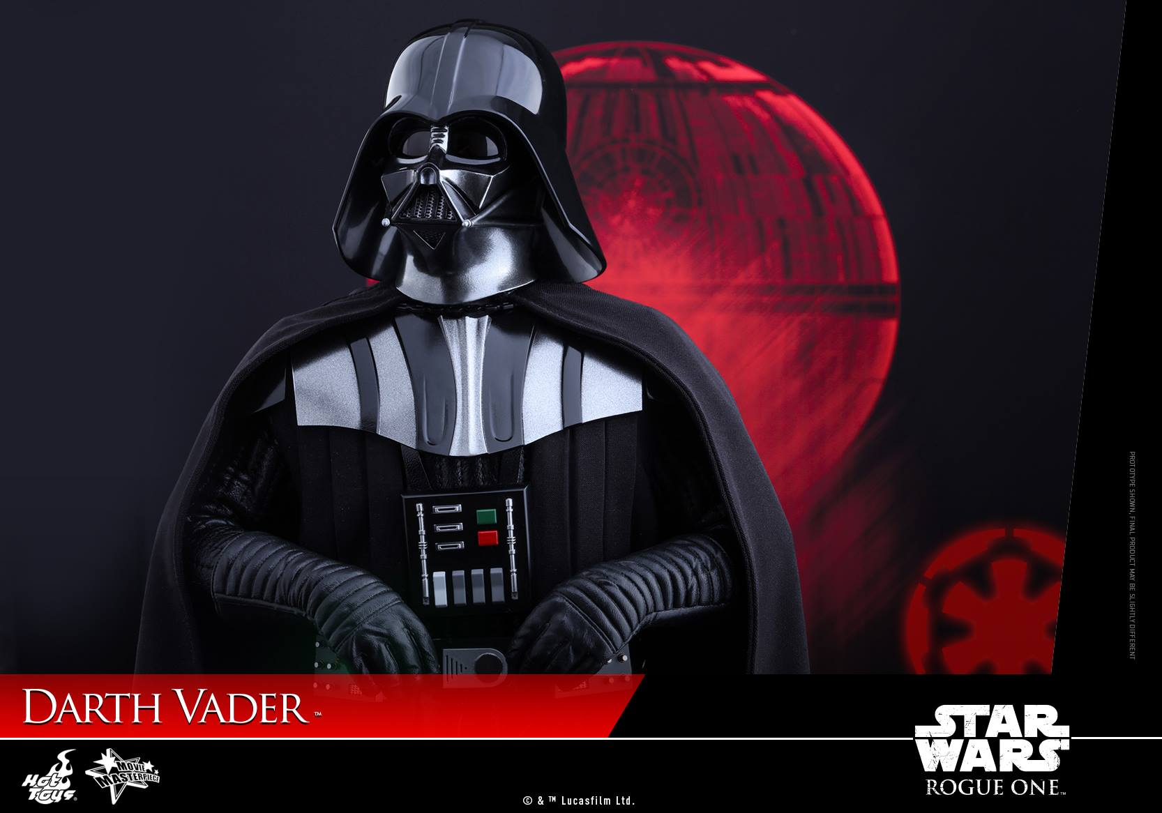 ROGUE ONE - DARTH VADER (MMS???)   42ug