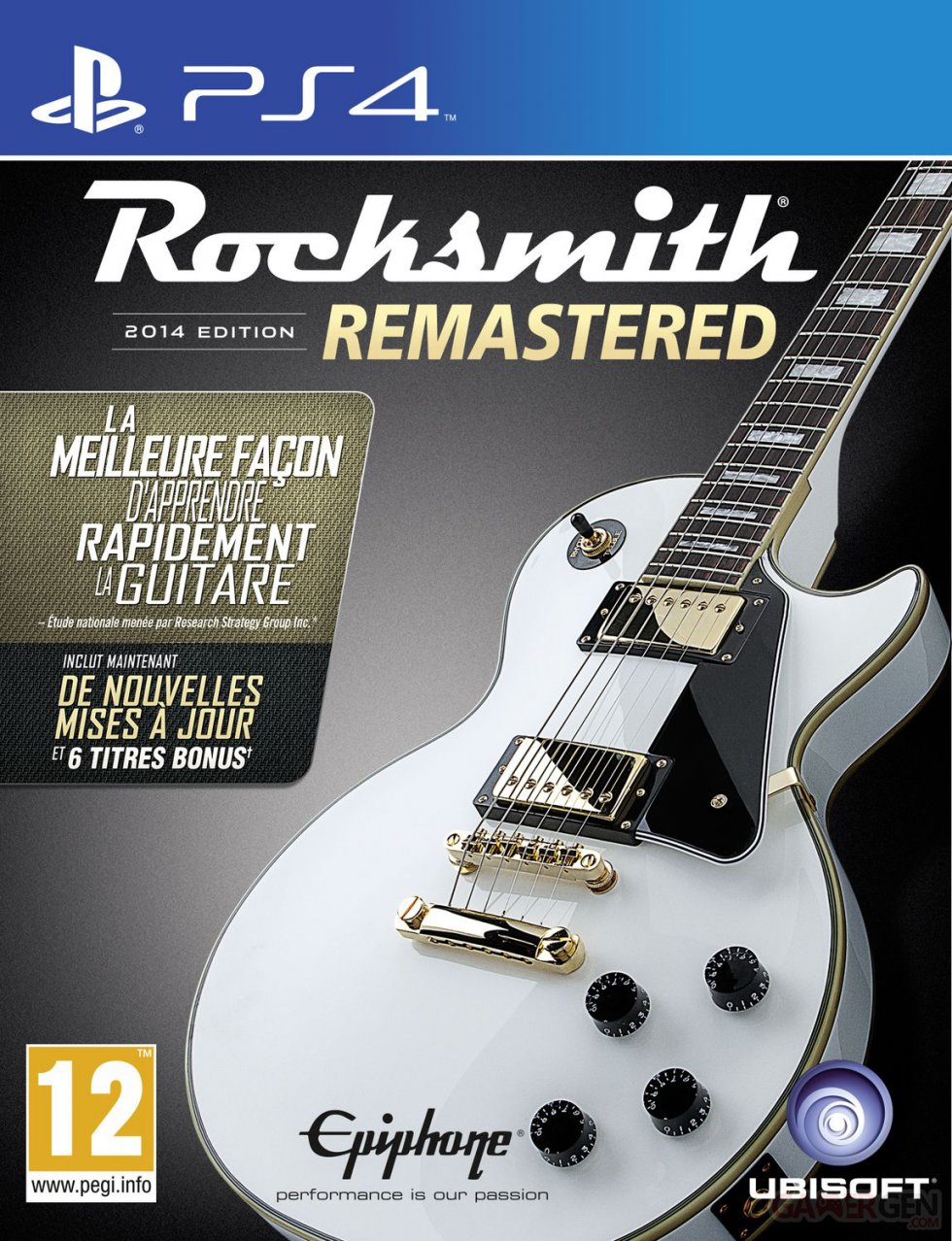 Rocksmith 2014 Remastered