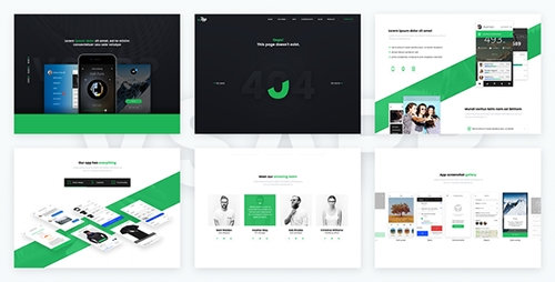 ThemeForest - VSApp v1.0 - Ultimate App Landing Page