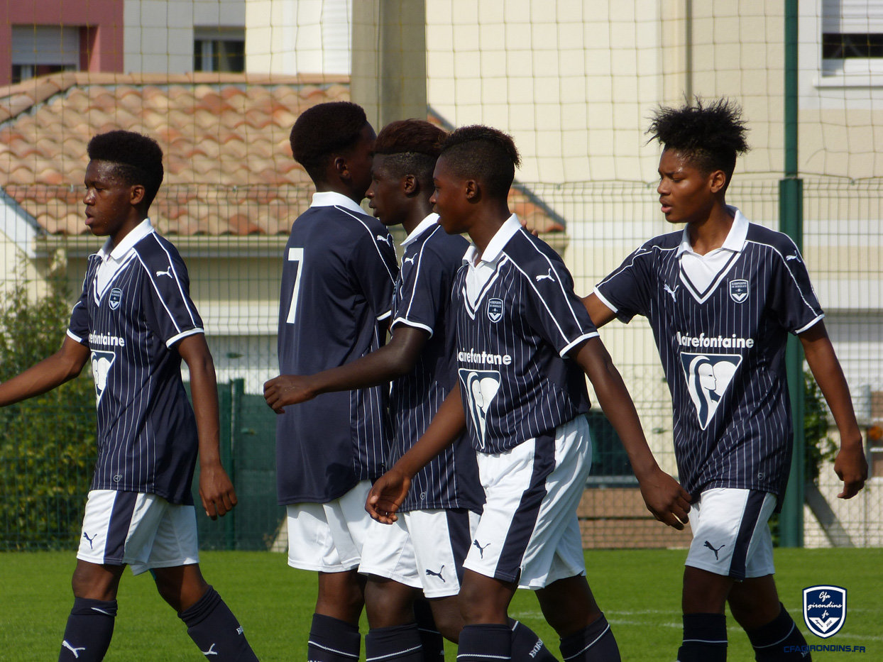 Cfa Girondins : Belle victoire et qualification - Formation Girondins