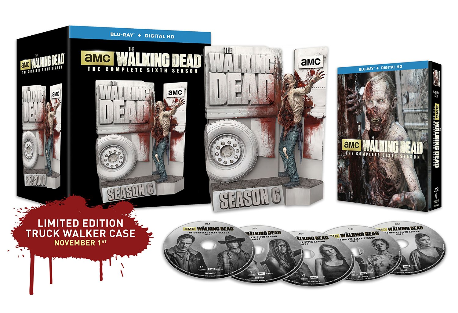 The Walking Dead Saison 6 - Edition Colletor