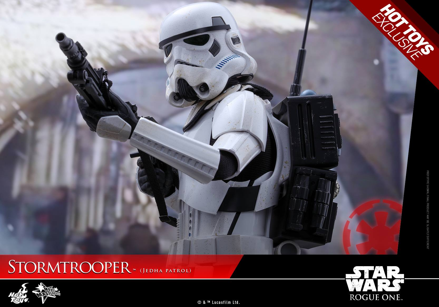 ROGUE ONE - STORMTROOPER JEDHA PATROL (MMS???)   O7e6