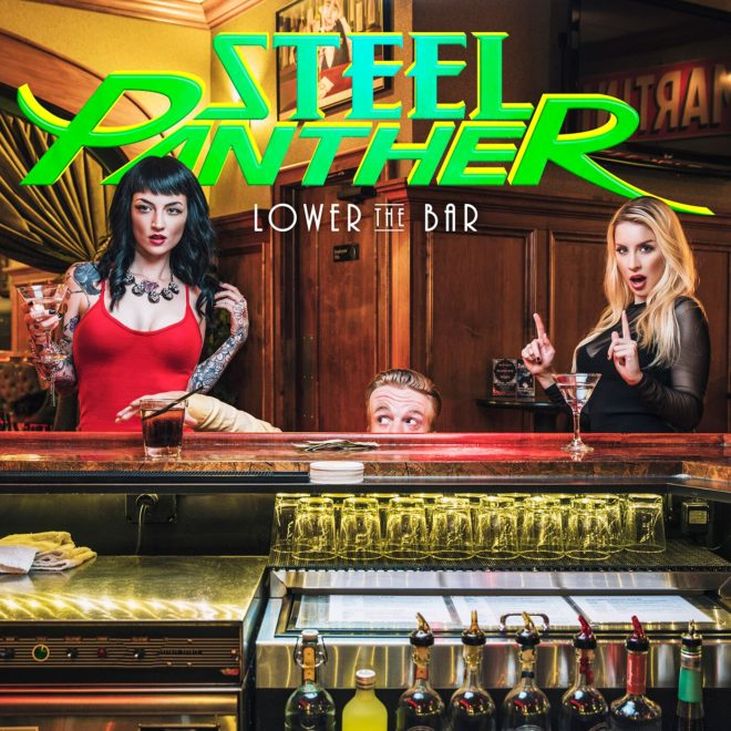 Steel Panther : Lower The Bar